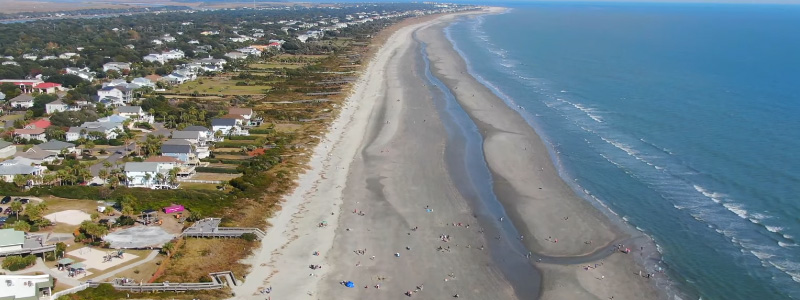 South Carolina Beautiful Beaches